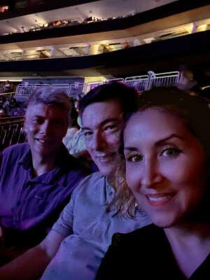Veronica Cervantes attended George Strait on Aug 14th 2021 via VetTix