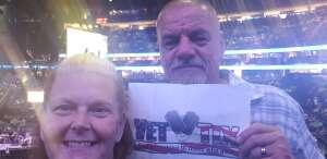 Jim Davis attended George Strait on Aug 14th 2021 via VetTix