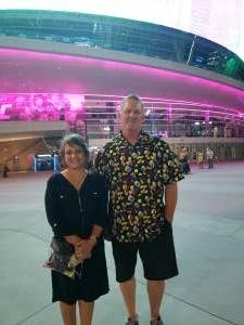 Jim attended George Strait on Aug 14th 2021 via VetTix