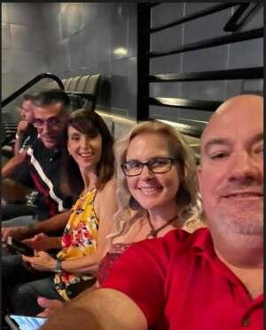 Pat Shelton attended Blake Shelton: Friends & Heroes on Aug 18th 2021 via VetTix