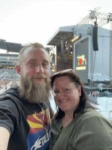 MDusharm attended Guns N' Roses 2021 Tour on Aug 16th 2021 via VetTix