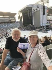 Dorothy attended Guns N' Roses 2021 Tour on Aug 16th 2021 via VetTix