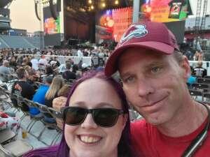 Ann attended Guns N' Roses 2021 Tour on Aug 16th 2021 via VetTix