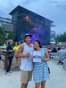 Click To Read More Feedback from Thomas Rhett: the Center Point Road Tour 2021