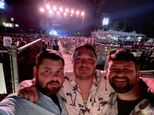 Darby attended Lady a What a Song Can Do Tour 2021 on Aug 19th 2021 via VetTix