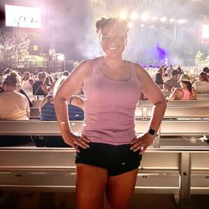 Chantel Libby attended Lady a What a Song Can Do Tour 2021 on Aug 19th 2021 via VetTix