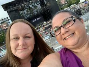 MJEVERAGE  attended Lady a What a Song Can Do Tour 2021 on Aug 19th 2021 via VetTix