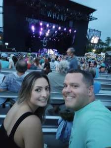 Fred attended Lady a What a Song Can Do Tour 2021 on Aug 19th 2021 via VetTix