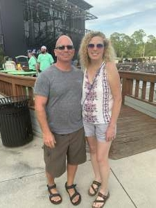Catalogna Family attended Lady a What a Song Can Do Tour 2021 on Aug 19th 2021 via VetTix