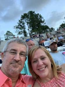 K attended Lady a What a Song Can Do Tour 2021 on Aug 19th 2021 via VetTix