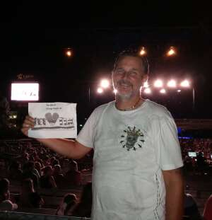 Dave Z attended Lady a What a Song Can Do Tour 2021 on Aug 19th 2021 via VetTix