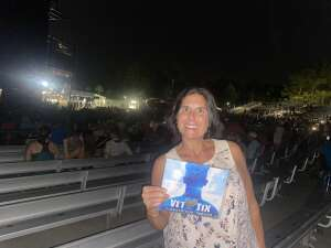 Micah attended Lady a What a Song Can Do Tour 2021 on Aug 19th 2021 via VetTix