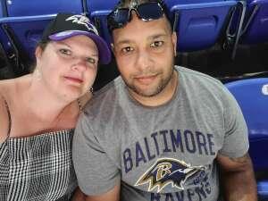SMSGT Singh attended Baltimore Ravens vs. New Orleans Saints - NFL on Aug 14th 2021 via VetTix
