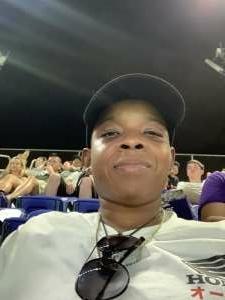 Ness attended Baltimore Ravens vs. New Orleans Saints - NFL on Aug 14th 2021 via VetTix