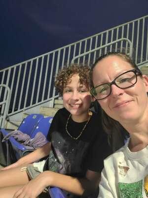 Lexi and I attended Baltimore Ravens vs. New Orleans Saints - NFL on Aug 14th 2021 via VetTix