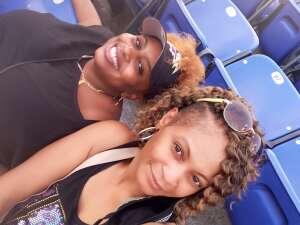 Keona S attended Baltimore Ravens vs. New Orleans Saints - NFL on Aug 14th 2021 via VetTix