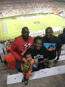 Click To Read More Feedback from Auburn Tigers vs. Akron Zips - NCAA Football