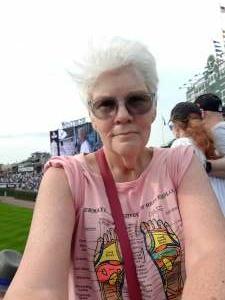 Cathy H attended Chicago Cubs vs. San Francisco Giants - MLB on Sep 12th 2021 via VetTix