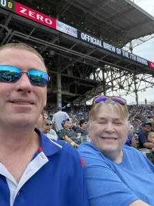 Jason attended Chicago Cubs vs. San Francisco Giants - MLB on Sep 12th 2021 via VetTix