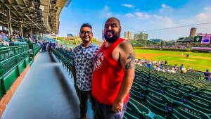 Jaime attended Chicago Cubs vs. San Francisco Giants - MLB on Sep 12th 2021 via VetTix