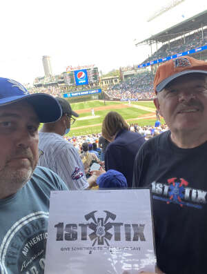 Click To Read More Feedback from Chicago Cubs vs. San Francisco Giants - MLB