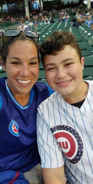 Kyle attended Chicago Cubs vs. San Francisco Giants - MLB on Sep 12th 2021 via VetTix