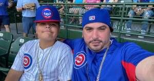 Joe attended Chicago Cubs vs. San Francisco Giants - MLB on Sep 12th 2021 via VetTix