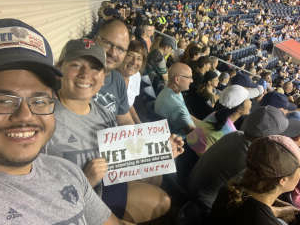 Click To Read More Feedback from Philadelphia Union vs. CF Montreal - MLS