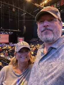 tholloway attended Volunteer Jam: a Musical Salute to Charlie Daniels Special Guest Alabama, Chris Young, Gretchen Wilson, Travis Tritt and Many More. on Aug 18th 2021 via VetTix