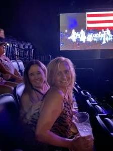 Lisa attended Volunteer Jam: a Musical Salute to Charlie Daniels Special Guest Alabama, Chris Young, Gretchen Wilson, Travis Tritt and Many More. on Aug 18th 2021 via VetTix