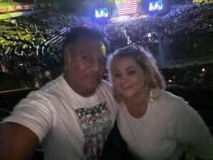 Nik attended Volunteer Jam: a Musical Salute to Charlie Daniels Special Guest Alabama, Chris Young, Gretchen Wilson, Travis Tritt and Many More. on Aug 18th 2021 via VetTix