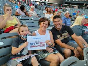 Click To Read More Feedback from Chicago Dogs vs. Fargo-Moorhead RedHawks - Happy Hour Fridays! MLB Partner League