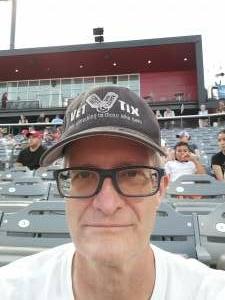 Michael attended Chicago Dogs vs. Fargo-Moorhead RedHawks - Happy Hour Fridays! MLB Partner League on Aug 27th 2021 via VetTix
