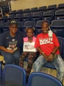 Click To Read More Feedback from Washington Mystics vs. Seattle Storm - WNBA