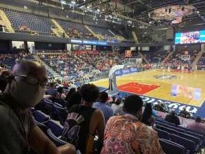 Steven Briggs attended Washington Mystics vs. Dallas Wings - WNBA on Aug 28th 2021 via VetTix