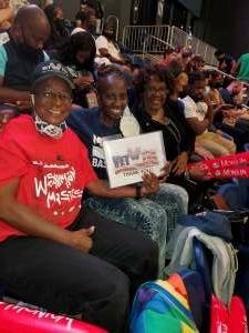 Click To Read More Feedback from Washington Mystics vs. Atlanta Dream - WNBA