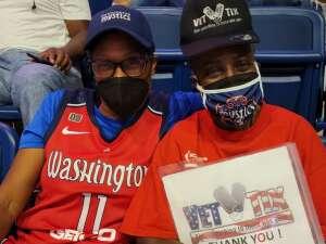 Click To Read More Feedback from Washington Mystics vs. Los Angeles Sparks - WNBA