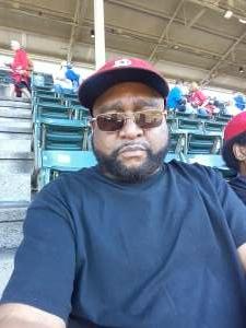 Chuck attended Milwaukee Brewers vs. St. Louis Cardinals - MLB on Sep 23rd 2021 via VetTix