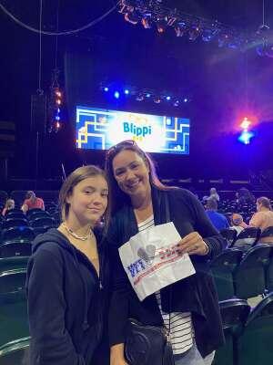 Rich Elsmore attended Blippi The Musical on Sep 17th 2021 via VetTix