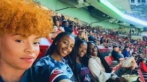 Armani attended Houston Texans vs. Carolina Panthers - NFL on Sep 23rd 2021 via VetTix