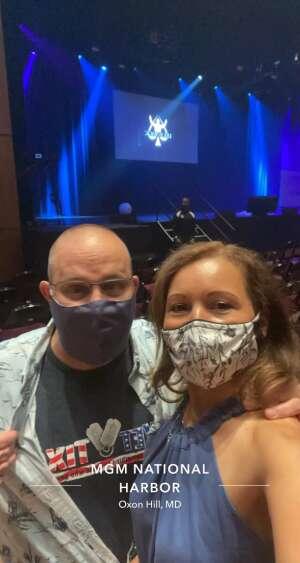 Gunny attended Jon Dorenbos on Aug 21st 2021 via VetTix