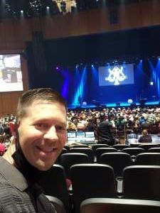 Jason attended Jon Dorenbos on Aug 21st 2021 via VetTix