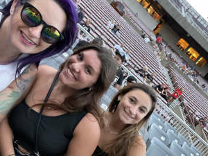 D Nap attended 3 Doors Down - the Better Life 20th Anniversary Tour on Aug 19th 2021 via VetTix