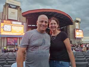 Rich attended 3 Doors Down - the Better Life 20th Anniversary Tour on Aug 19th 2021 via VetTix