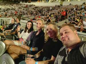 BasPugs attended 3 Doors Down - the Better Life 20th Anniversary Tour on Aug 19th 2021 via VetTix