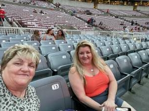 Theresa attended 3 Doors Down - the Better Life 20th Anniversary Tour on Aug 19th 2021 via VetTix