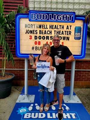Wil attended 3 Doors Down - the Better Life 20th Anniversary Tour on Aug 19th 2021 via VetTix