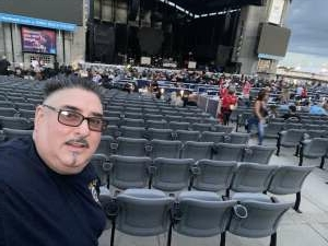 Johnny Z  attended 3 Doors Down - the Better Life 20th Anniversary Tour on Aug 19th 2021 via VetTix