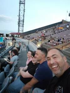 Ray Wood attended 3 Doors Down - the Better Life 20th Anniversary Tour on Aug 19th 2021 via VetTix