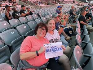 Tony T. attended 3 Doors Down - the Better Life 20th Anniversary Tour on Aug 19th 2021 via VetTix